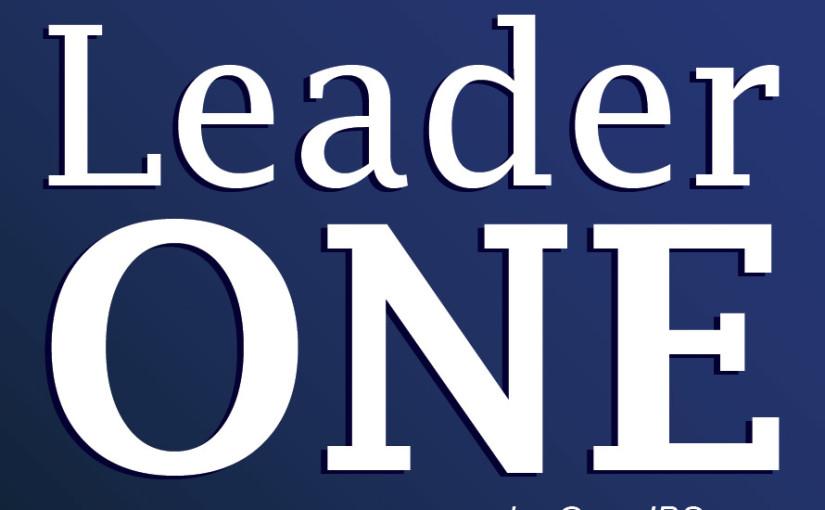 Leader one logo Лидер уан логотип
